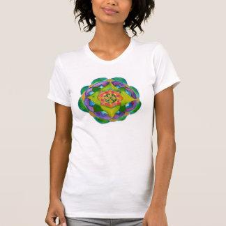 Mandala Women's Fine Jersey Short Sleeve T Shirt