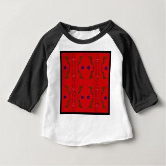 Mandalas luxury Arabic Ornamental Baby T-Shirt