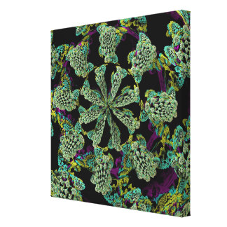 Mandelbulb Fractel 2 Gallery Wrapped Canvas
