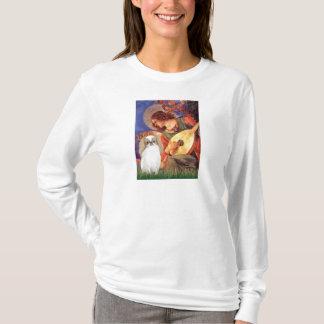 Mandolin Angel - Japanese Chin (L1) T-Shirt