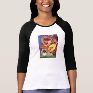 Mandolin Angel - Pekingese 1b T-Shirt