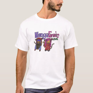Manga Fanatic.com T-Shirt