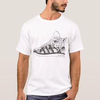 Manga sneaker by ilya konyukhov T-Shirt