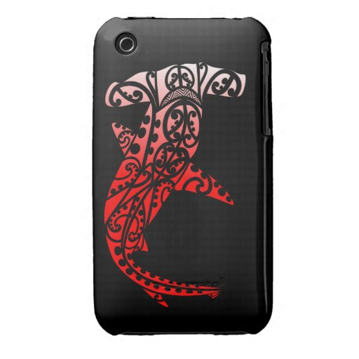 Mangopare (Hammerhead Shark) Iphone 3G/3GS case Case-Mate iPhone 3 Case