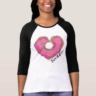 Mangos Raglan 3/4 Sweet T-Shirt