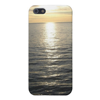 Manhattan Beach - California (Pacific Ocean) iPhone 5 Covers