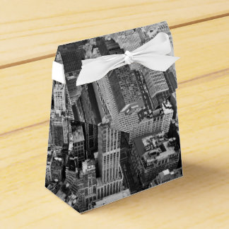 Manhattan from Above Favour Box