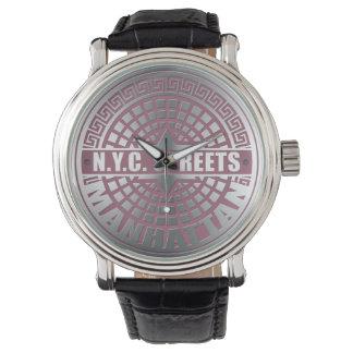 Manhole Covers Manhattan Watch