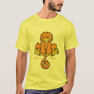 Manic Mongo Monkey 1 T-Shirt