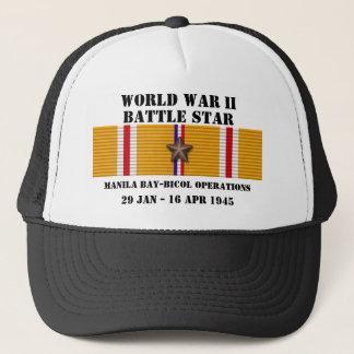 Manila Bay-Bicol Operations Campaign Trucker Hat