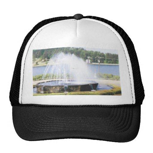 manmade waterfall #73 trucker hat