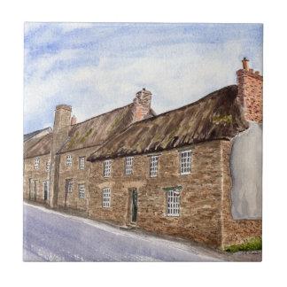 'Manor House' Tile