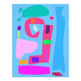 Many Blessing Modern Joyful Sense Variations 25 Custom Flyer