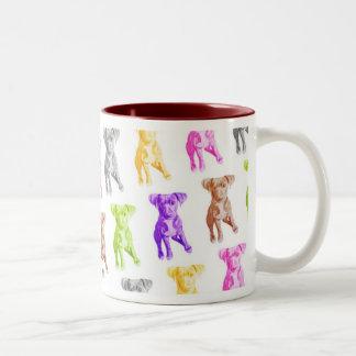 many colours of billy mug