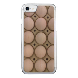 Many Eggs Carved iPhone 7 Case