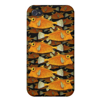 many fish [school] cases for iPhone 4