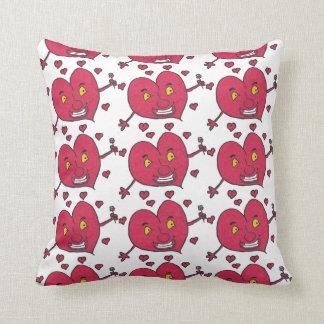 Many Henry the Hearts Cushion Pillows