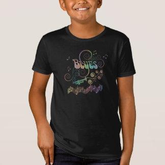 Many Shades of Blues Dark T-Shirt