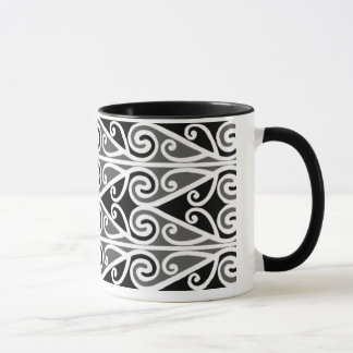 maori designs tribal art for you mug