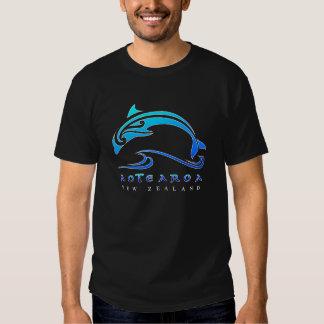 Maori Dolphin Aotearoa NZ T-shirt