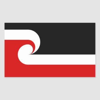 Māori flag Stickers