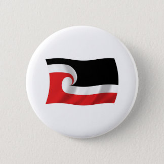 Maori People Flag Button