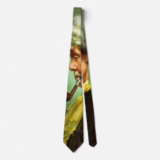Maori Queen 1902 Tie