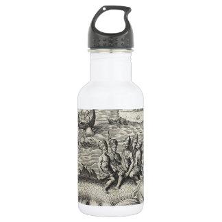Map Monster/Sea Serpent 532 Ml Water Bottle