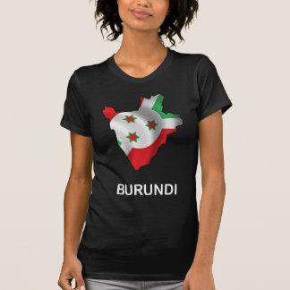 Map Of Burundi T-Shirt