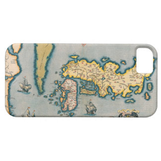 Map of Japan 5 Barely There iPhone 5 Case