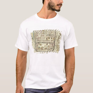 Map of Jerusalem and the surrounding area, from 'C T-Shirt