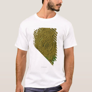 Map of Nevada T-Shirt