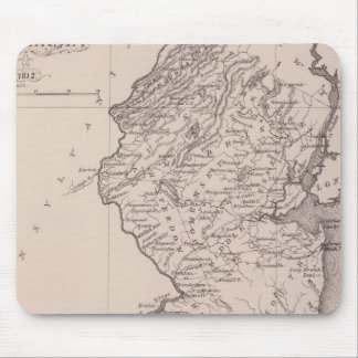 Map of New Jersey, 1812 Mouse Pad