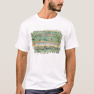 Map of Rotterdam and Gouda, from 'Civitates Orbis T-Shirt