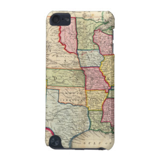 Map Of The United States, And Territories iPod Touch (5th Generation) Cover