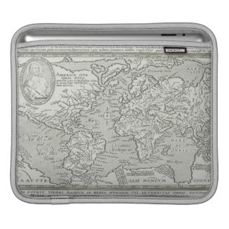 Map of the World 6 iPad Sleeve