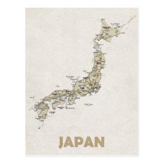 MAP POSTCARDS ♥ Japan