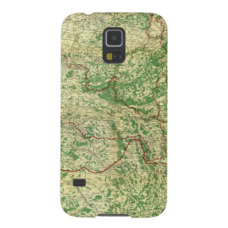 Map Western Front Galaxy S5 Cover