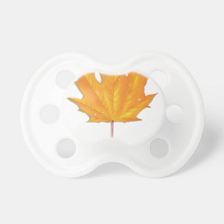 Maple autumn leaf dummy