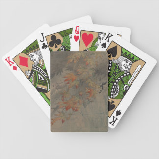 Maple Branch Bicycle Playing Cards