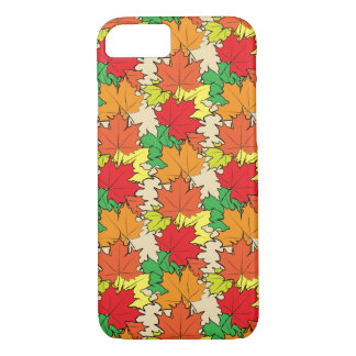 Maple leaves I iPhone 8/7 Case