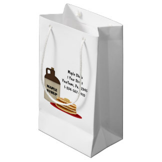 Maple Syrup Product Bag