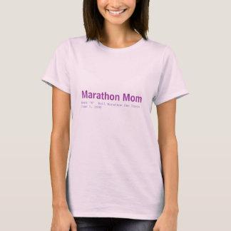 Marathon Mom Rock 'N'  Roll Marath... - Customized T-Shirt