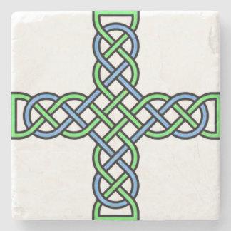 Marble Celtic Coasters