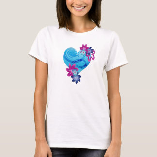 Marble Hearts T-Shirt