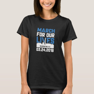 March For Our Lives Boston T-Shirt