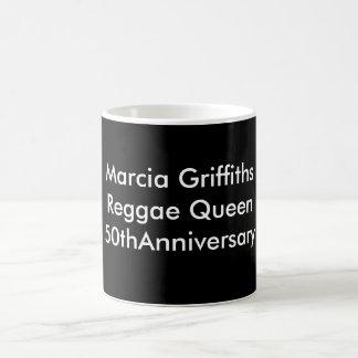 Marcia Griffiths the Reggae Queen-50th Anniversary Magic Mug