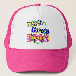 Mardi Gras 2009 Caps and Hats
