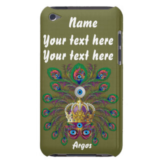 Mardi Gras Argos-Argus Eyes Important view notes iPod Touch Case
