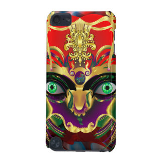 Mardi Gras Bacchus God of Wine and Vegetation iPod Touch 5G Cover